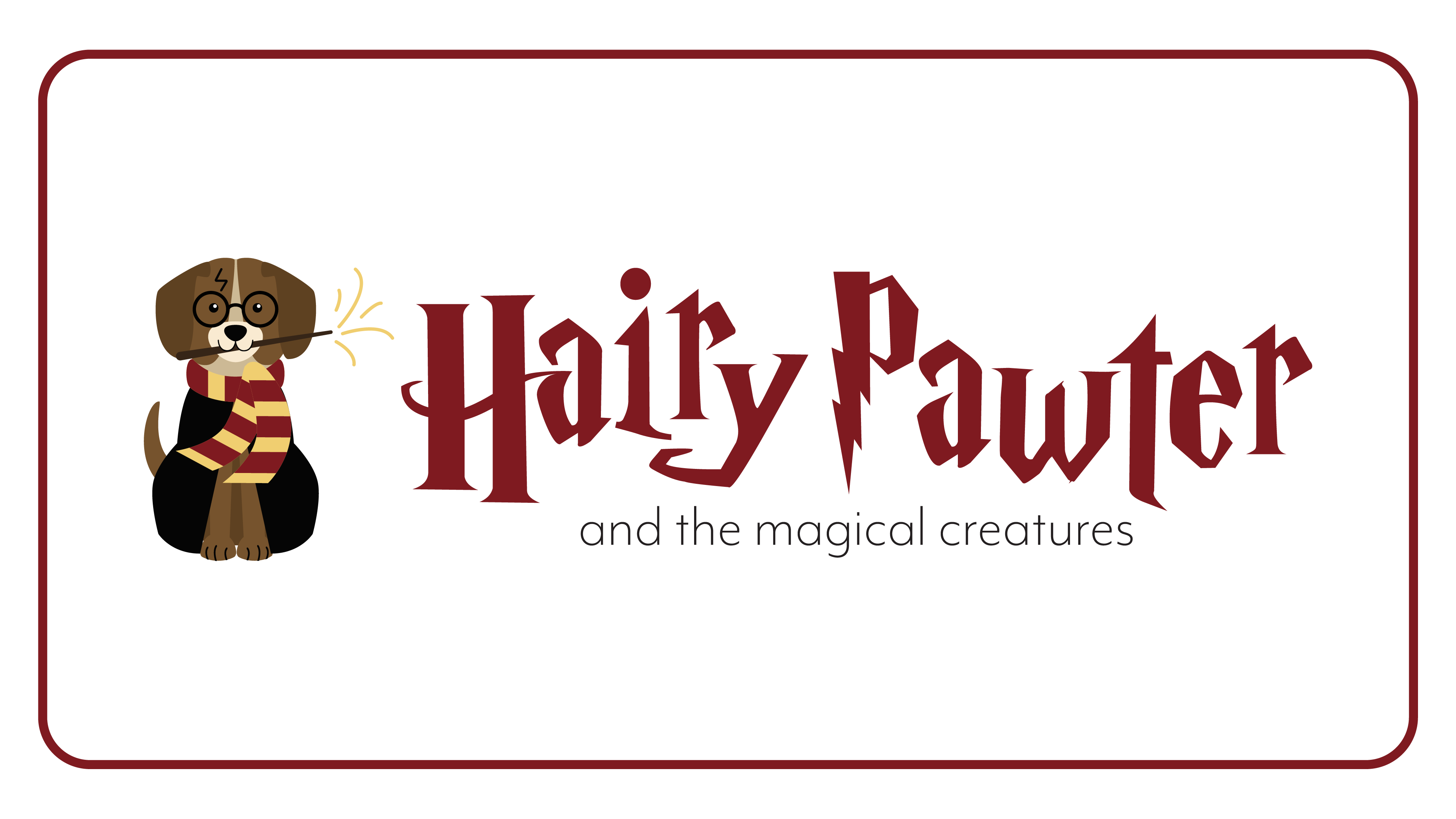 Hairy Pawter & the Magical Creatures