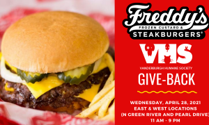 Freddy's Frozen Custard Give-Back!