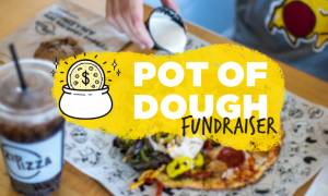 Eat Pizza, Help Pets with Azzip's Pot of Dough Fundraiser!
